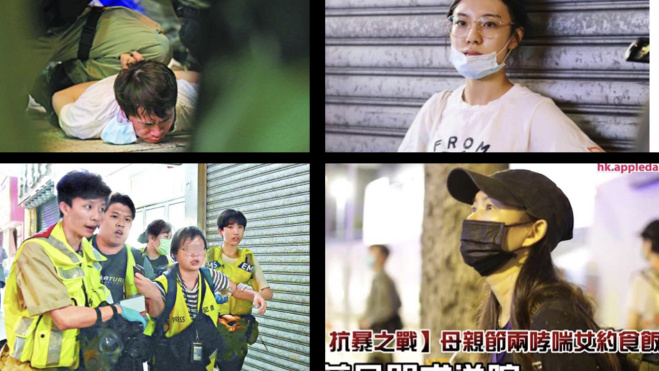 Hong Kong Digest—Mother's Day Mass Arrests and inhuman brutality