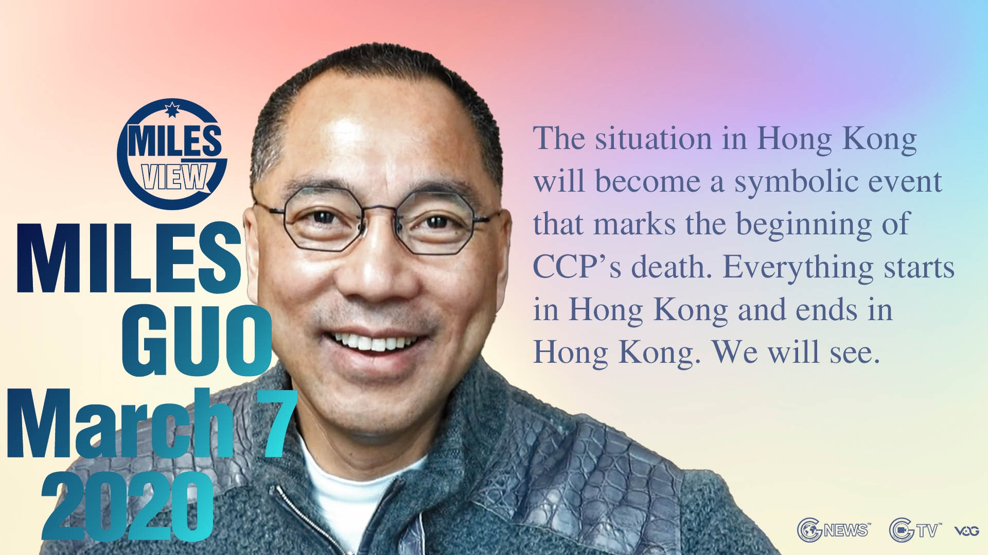 With Hong Kong's special status canceled, how long can CCP survive?