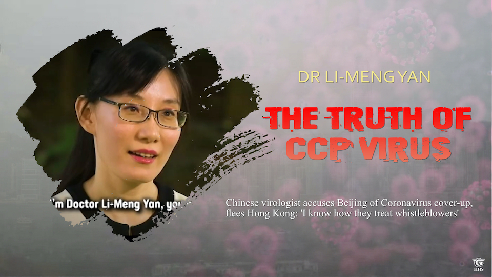 The Truth of CCP Virus – From Our Heroic Scientist