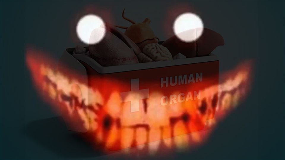 CCP's forced organ harvesting is a most barbaric crime