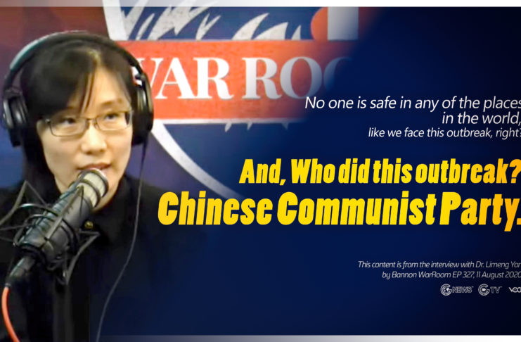 Who is Dr. Li-Meng Yan and What She Said about CCP Virus