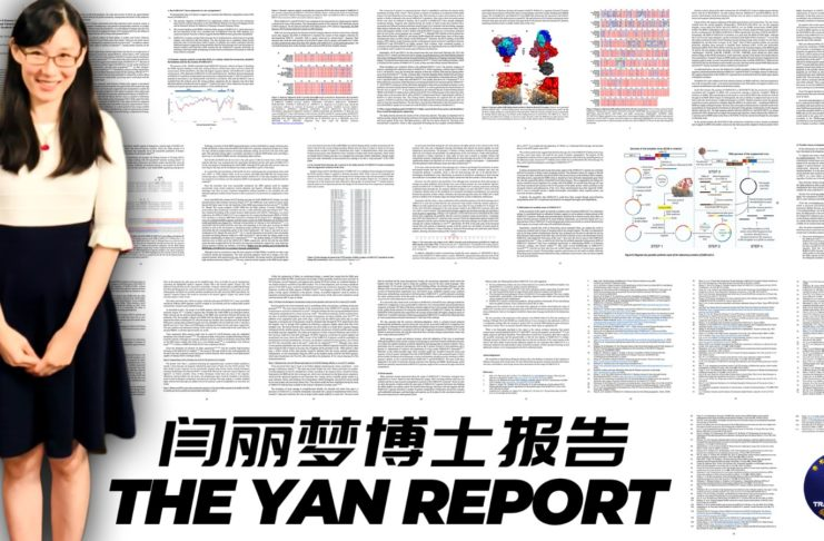 Dr. Li-Meng Yan's 1st Report:COVID-19 Was Made From Government Lab In Wuhan