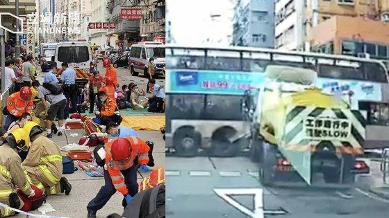 "HK Police Demonstrate Polar Definition of ""Dangerous Driving"""