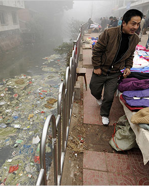 Chinese Pollution Census Reveals Greater Reach of Water Contamination - The  New York Times
