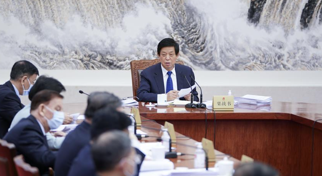 """CCP's """"legislature"""" schedules standing committee session"""