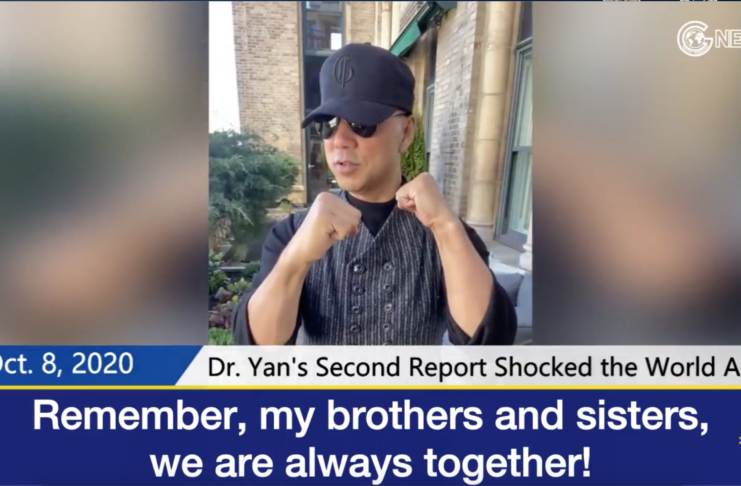 Mils Guo: Dr. Yan's Second Report Shocked the World Again