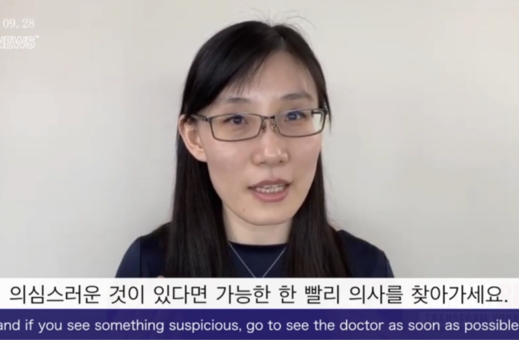 (Korean+English)London Real Interview Dr. Li-Meng Yan 9.28 CORONAVIRUS WHISTLEBLOWER