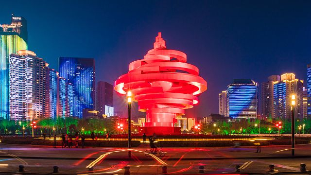 CCP urges all people to do NAT late at night in Qingdao
