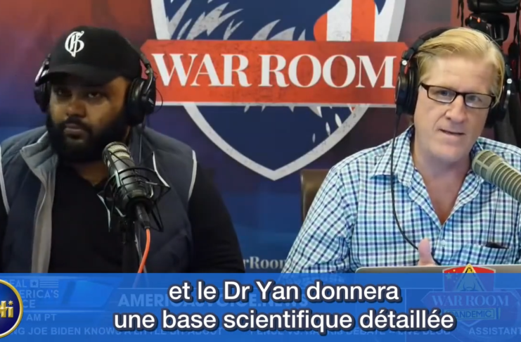 Extrait War room ep-428