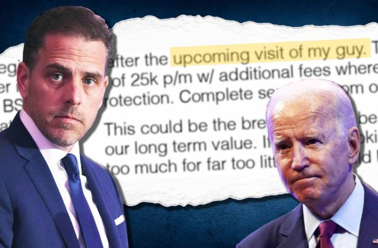 The Boss Who Found That Biden's Son's Hard Drive: I'm Really Scared