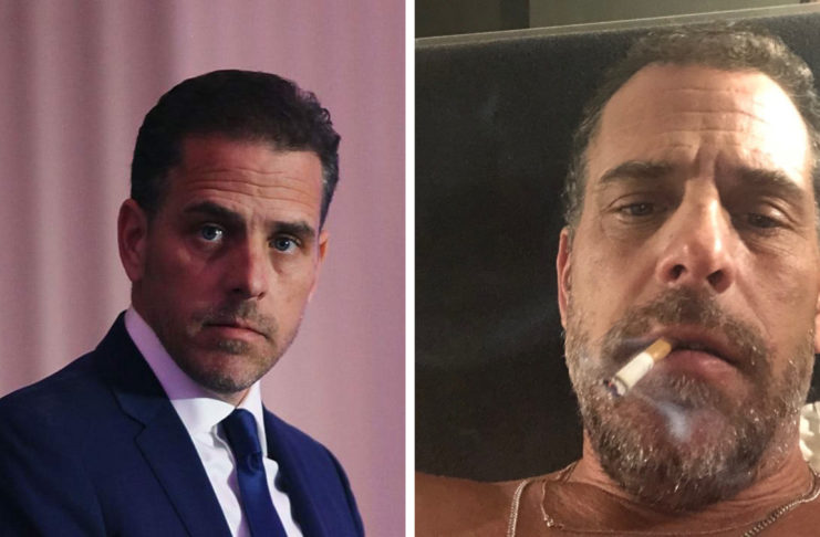 Hunter Biden Abused 10-year-old Girl With His 9.5-Inch Genitals After Taking Drugs