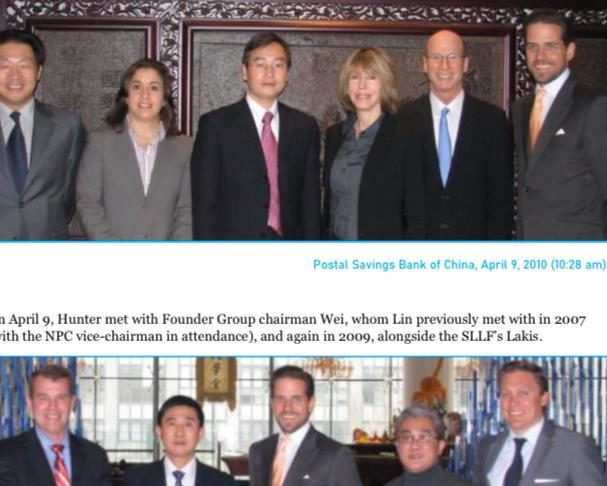 Biden's Business Ties with China (Full Report)