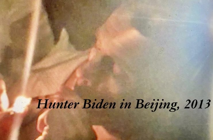 Details of A Photo of Hunter Biden Revealed by Lude Media
