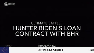 (Swedish+English)The New Federal State of China Battle Series (1)The huge loan agreement between Hunter Biden and Bohai Huamei RS (Shanghai) Investment Fund Management Co., Ltd.-Original Exclusive Document