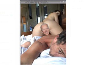 Shocking! Sex Photo of Hunter Biden and a Female Disclosed!