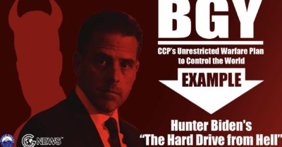 BGY – CCP's Unrestricted Warfare Plan to Control the World (1)