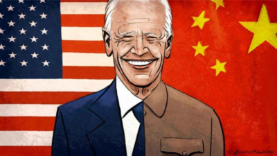 Joe Biden is Digging a Grave for Himself with Xi Jinping's Help