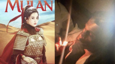 Hunter Biden's Sex Pics With Liu Yi Fei, 'Mulan' of the Disney's Film