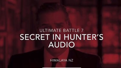 Ultimate Battle 7: Secret in Hunter's Audio