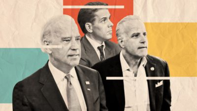 The Biden Family, the WSJ,  and a CCP Spy