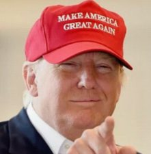 Donald Trump – Make Amereica Great Again