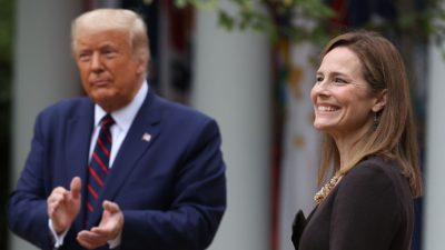 The Significance Of Amy Coney Barrett's Appointment As A Federal Justice