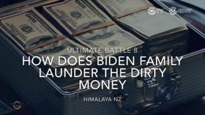 Ultimate Battle 8: How Does Biden Family Lauder the Dirty Money