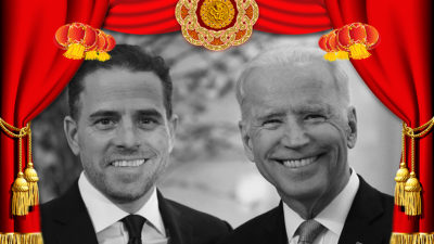 The CCP Throwing the Bidens Under the Bus to Cultivate Hatred Toward the United States
