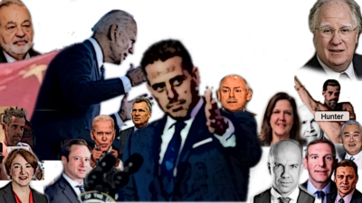 The Third Wave Hunter Biden's Hard Drive: Relevant People & Company Information