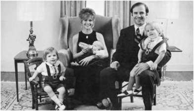 The Rising of Joe Biden as a Political Star in 1970s and the Tragic Death of His Wife Neilia Biden