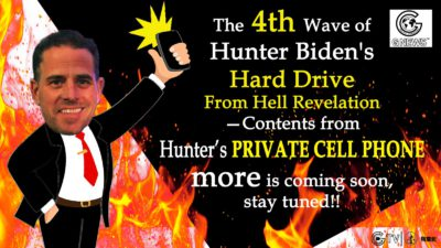 Exclusive! The Fourth Wave!Hunter Biden's Complicated Incest Relationships:Hunter Biden may have had sexual relations with many female family members