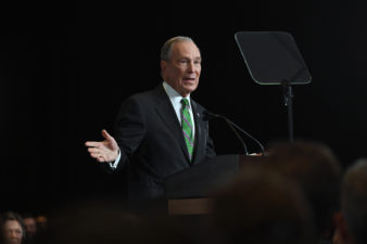 "Michael Bloomberg plans to create chaos in a plot called ""Red Mirage"""