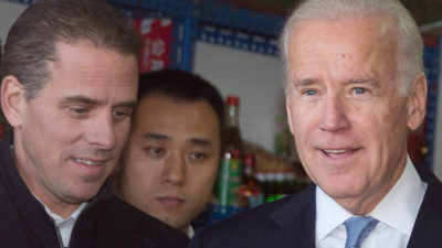 Email shows Hunter Biden received bribery from China