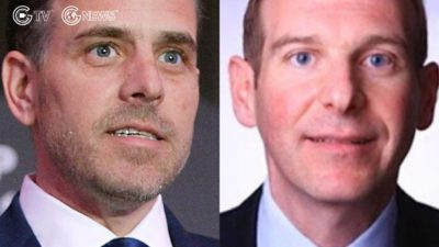 "Hunter Biden's falling apart with his business partner Eric Schwerin continued: Disagreement on the ""Windfall"""