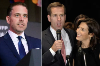 Hunter Biden's love-hate entanglement with family members– hell of drug, lewdness, greed and lies