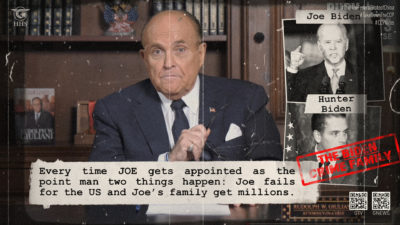 Rudy Giuliani's Exclusive Exposé of the Bidens' Crimes