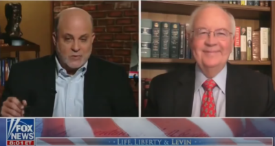 Lawsuits of 2020 Election: Starr with Levin on Fox News 11/9