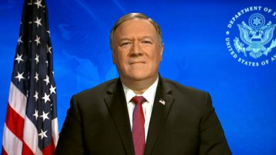 Mike Pompeo Clarifies 'Controversial' Statement On Transition Period