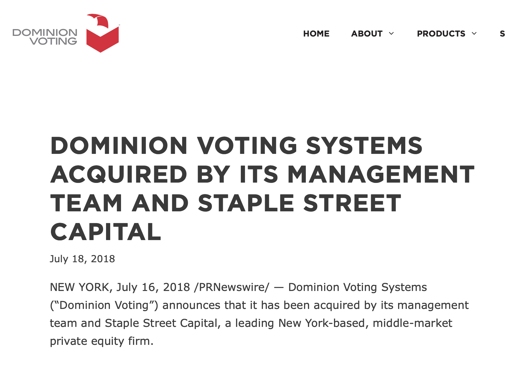 Dominion Voting with One of Its Headquarters in Toronto Chinatown ...