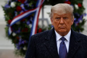 Trump declares a national emergency to deal with Communist China