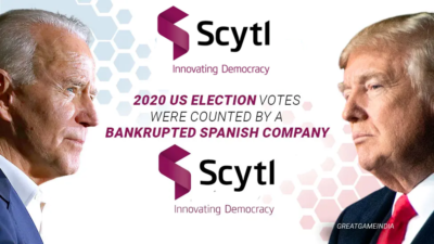 Spanish e-voting company 'Scytl' behind the US election frauds
