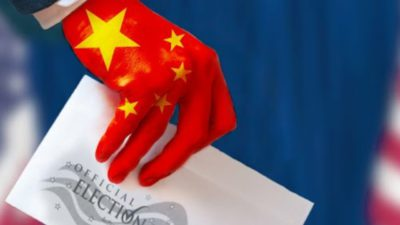 Election Interference: Sanction CCP per Trump's 2018 Executive Order