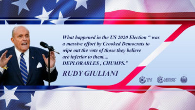 Let Mr. Giuliani Show You the Affidavit Evidence of Voter Fraud in Michigan