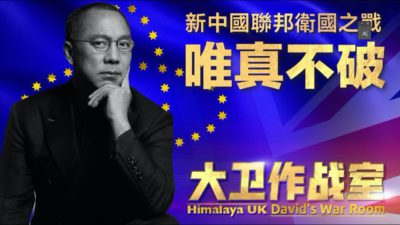 Himalaya UK-David's War Room-11th Nov. 2020