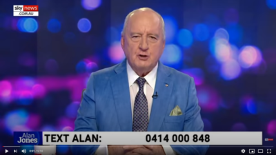 Sky News' Alan Jones: this election is 'far from over'