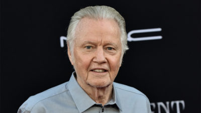 Jon Voight the Oscar actor supported President Trump: We all know the truth!