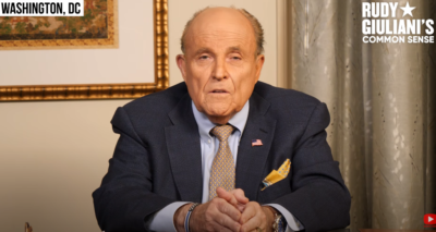 Giuliani: American Votes Tallied In Foreign Countries 11/18