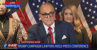 Summary of Trump Campaign Lawyers Press Conference Nov 19, 2020