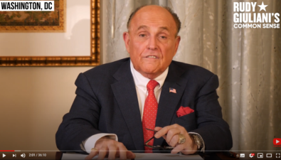 Giuliani: LEGAL STRATEGY, Multiple Pathways To Victory 11/20
