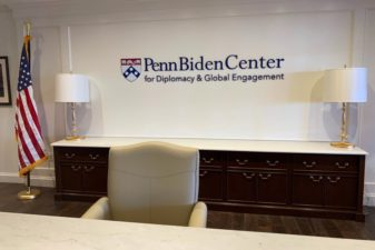 Government Watchdog Group Filed Complaint Against the Penn Biden Center
